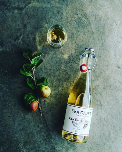 Sea Cider x Chambar Dinner